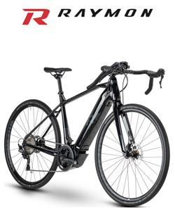 Bici elettrica da strada di R Raymon