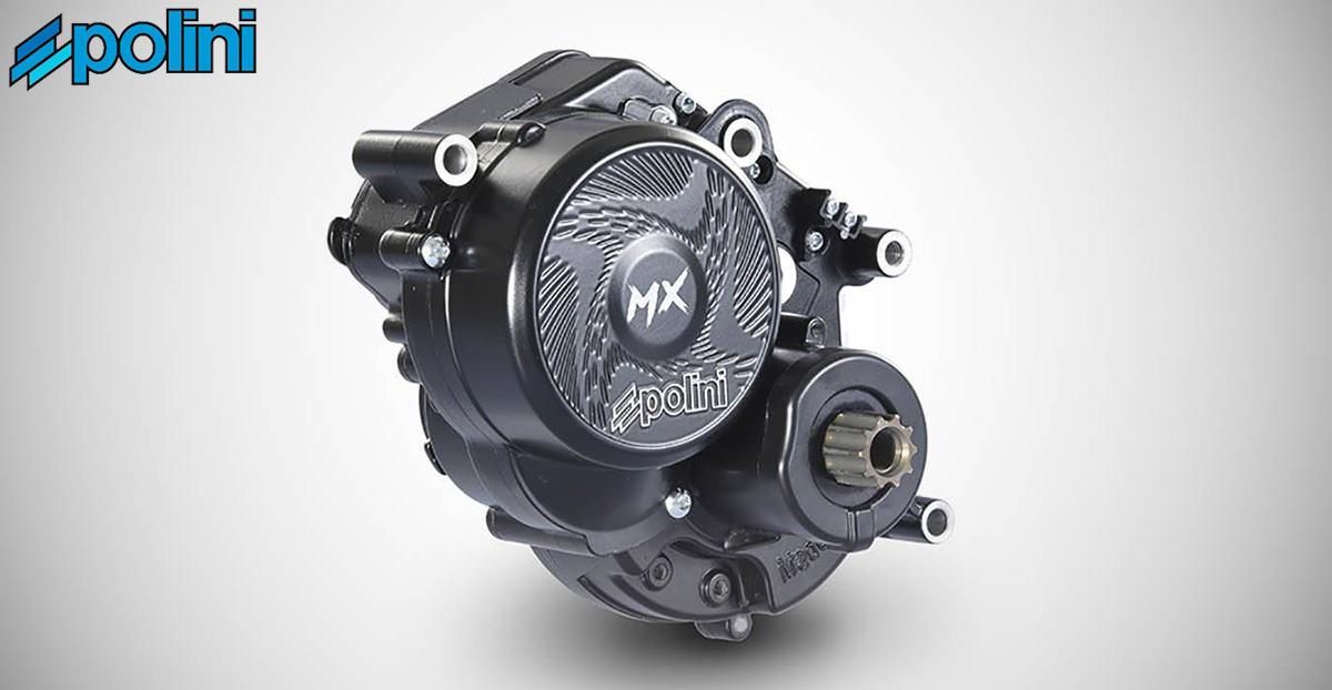 Il motore per ebike Polini E-P3 MX