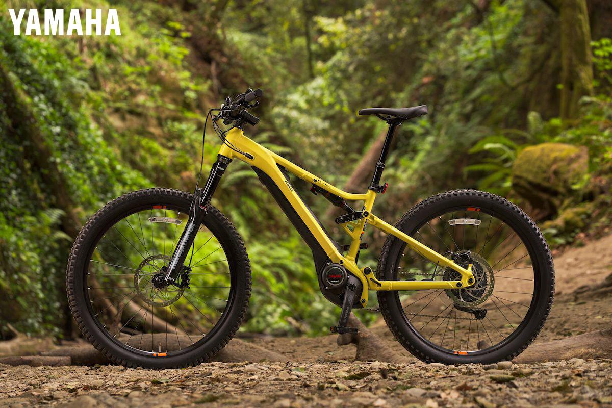 La nuova Yamaha YDX-Moro in colorazione Desert Yellow