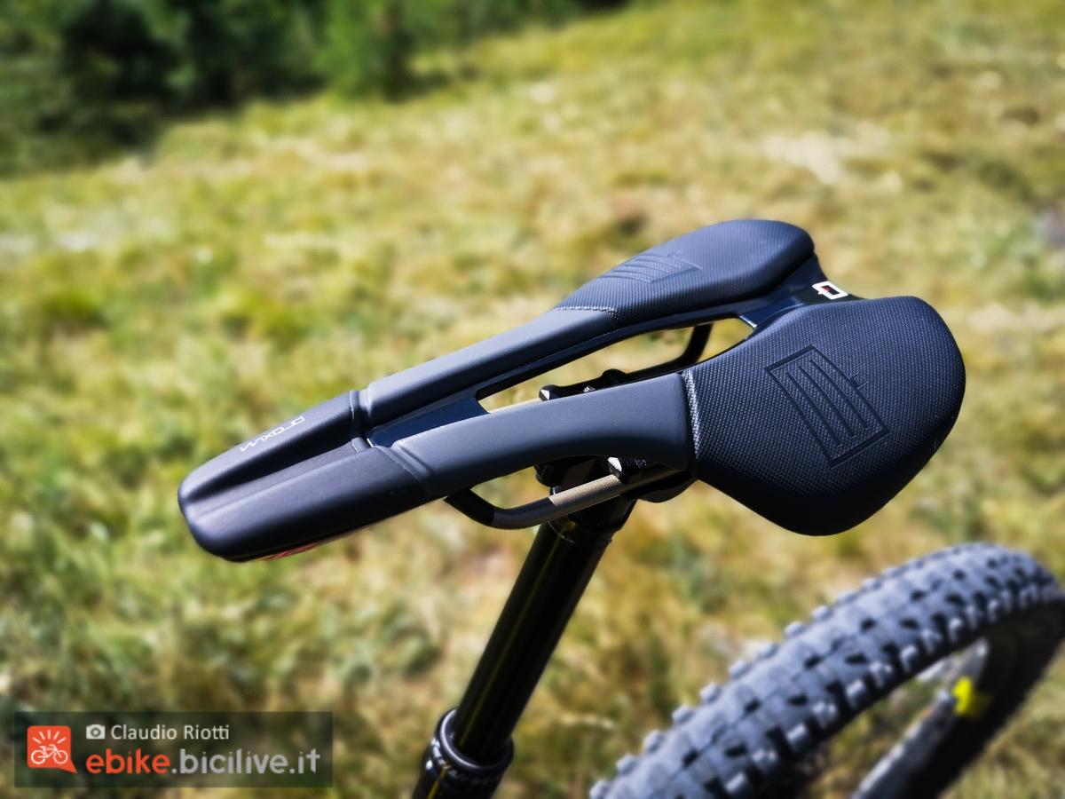 La sella Proxim di Prologo per e-bike