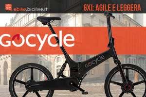 Gocycle GXi: l'eBike che si piega in meno di 10 secondi