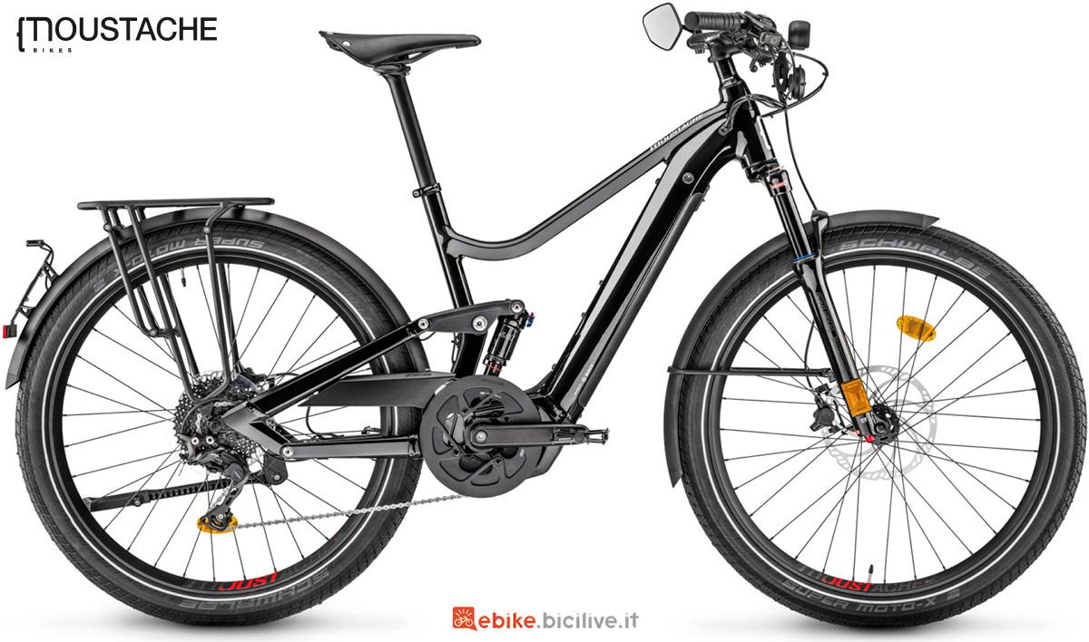 La nuova bici elettrica da città Moustache Friday 27 FS Speed della gamma 2021