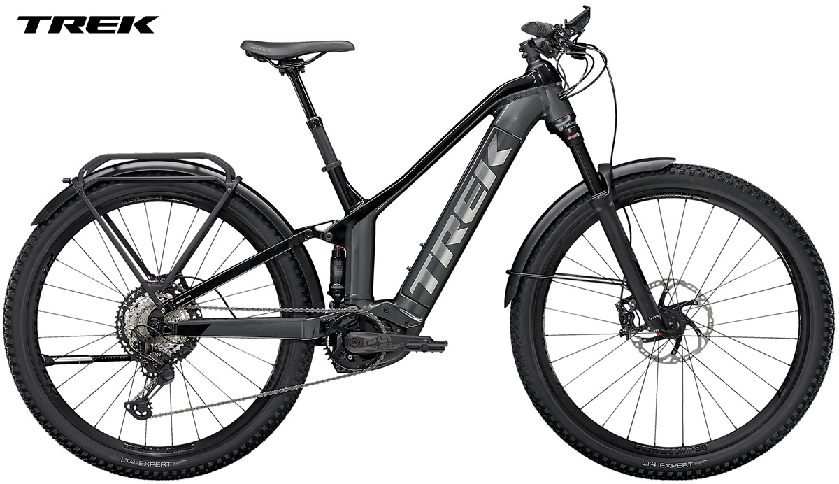 La nuova ebike da trekking Trek Powerfly FS9 Equipped 2021