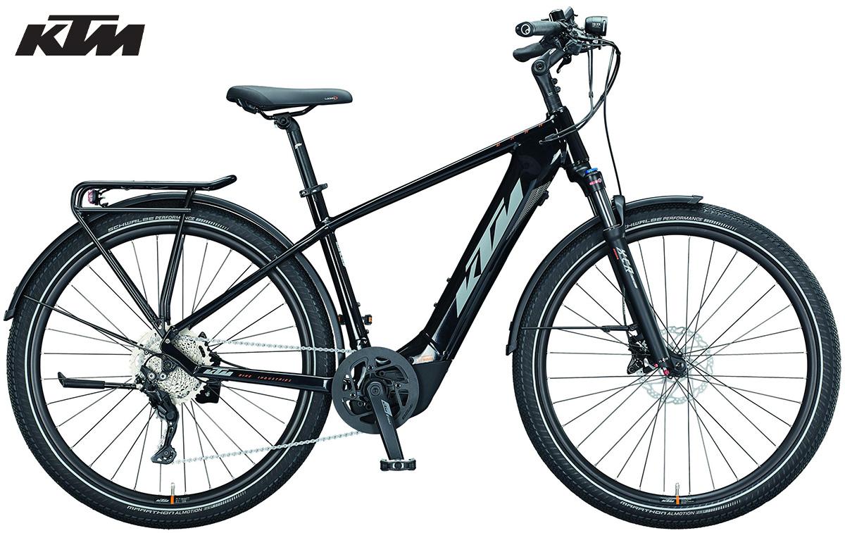 La nuova ebike per spostamenti urbani Ktm Macina Gran 291 2021