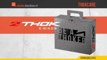 THOKCARE, l'estensione garanzia di 24 mesi sulle ebike THOK