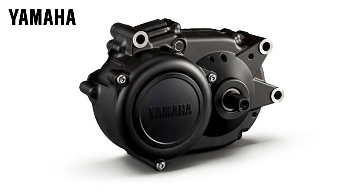 Dettaglio del motore Yamaha PWseries CE