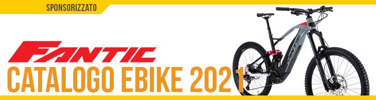 Catalogo bici elettriche 2021 Fantic