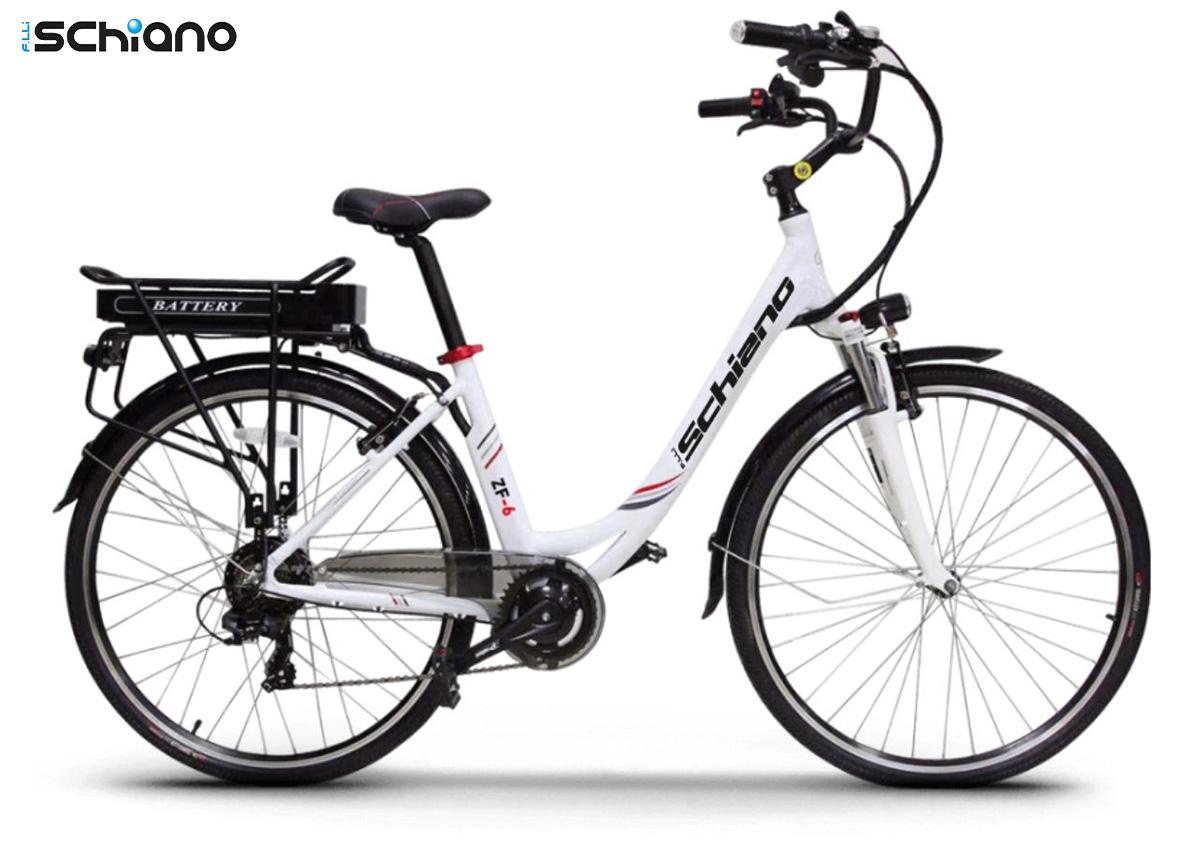 La nuova ebike da città Fratelli Schiano ZF6 2021