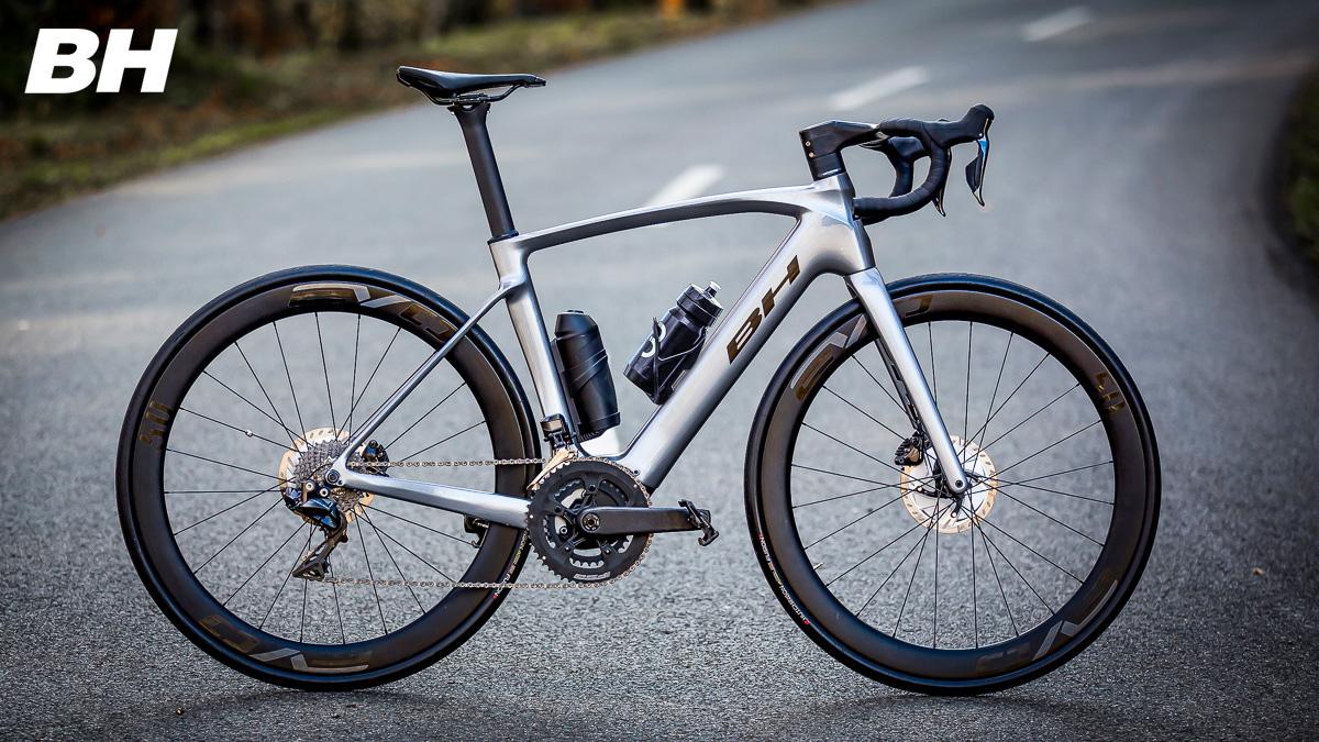 E-bike da strada BH Core Race Carbon 1.9 Pro 2021