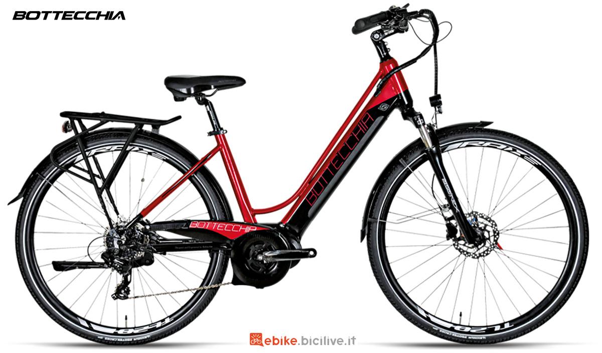 La nuova bici trekking Bottecchia BE19 Evo Lady 2021