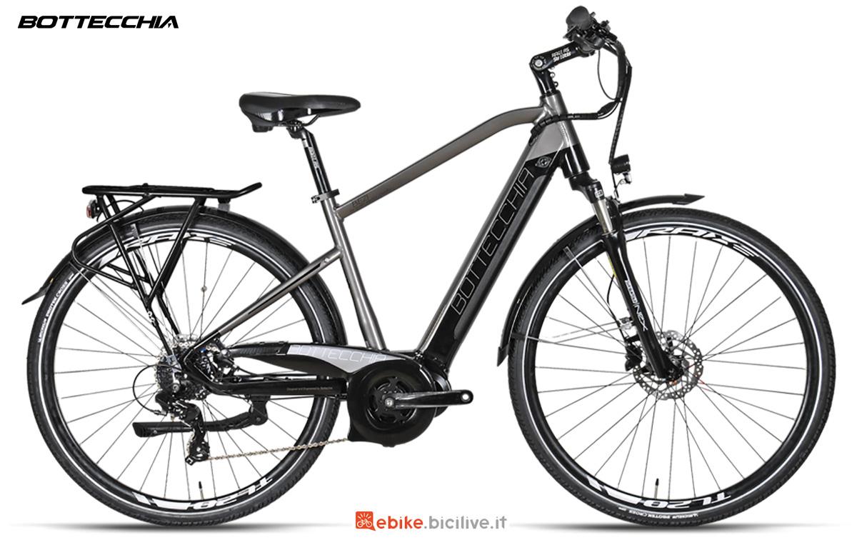 La nuova ebike da trekking Bottecchia BE21 Evo Man 2021