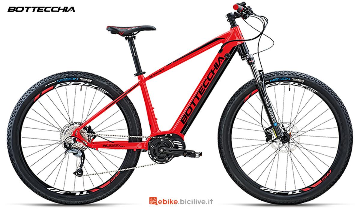 La nuova mountainbike elettrica Bottecchia Be32 Evo Smart 2021
