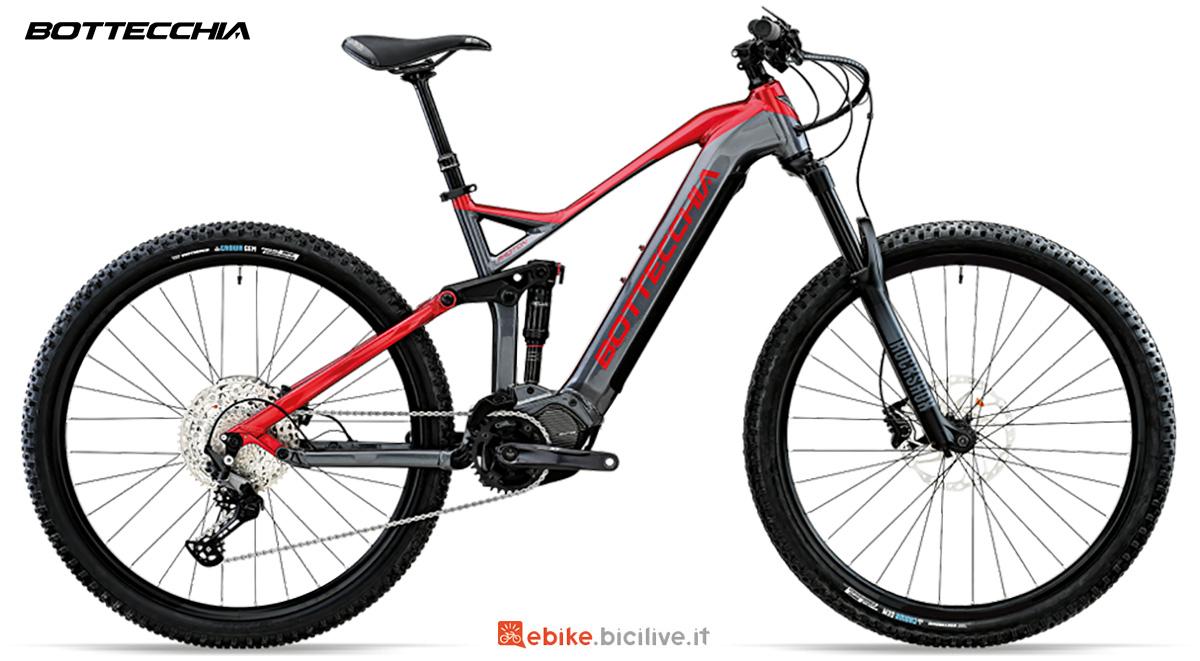 La nuova mountainbike elettrica Bottecchia BE61D Proton 2021