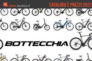Il catalogo e i prezzi delle nuove ebike Bottecchia 2021