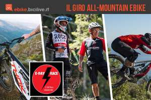 Il Giro d'Italia All-Mountain ebike 2021