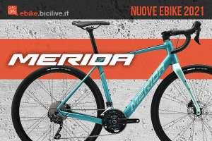 I nuovi modelli ebike Merida 2021