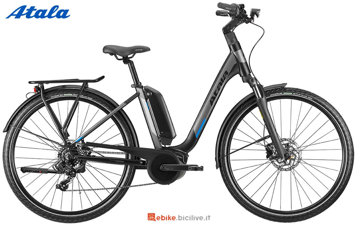 La nuova ebike da trekking Atala B-Easy A5.1 2021