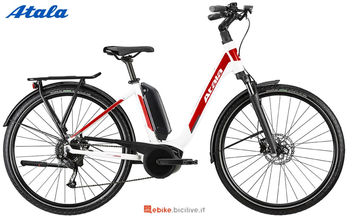 La nuova ebike da trekking Atala B-Easy A6.1 2021