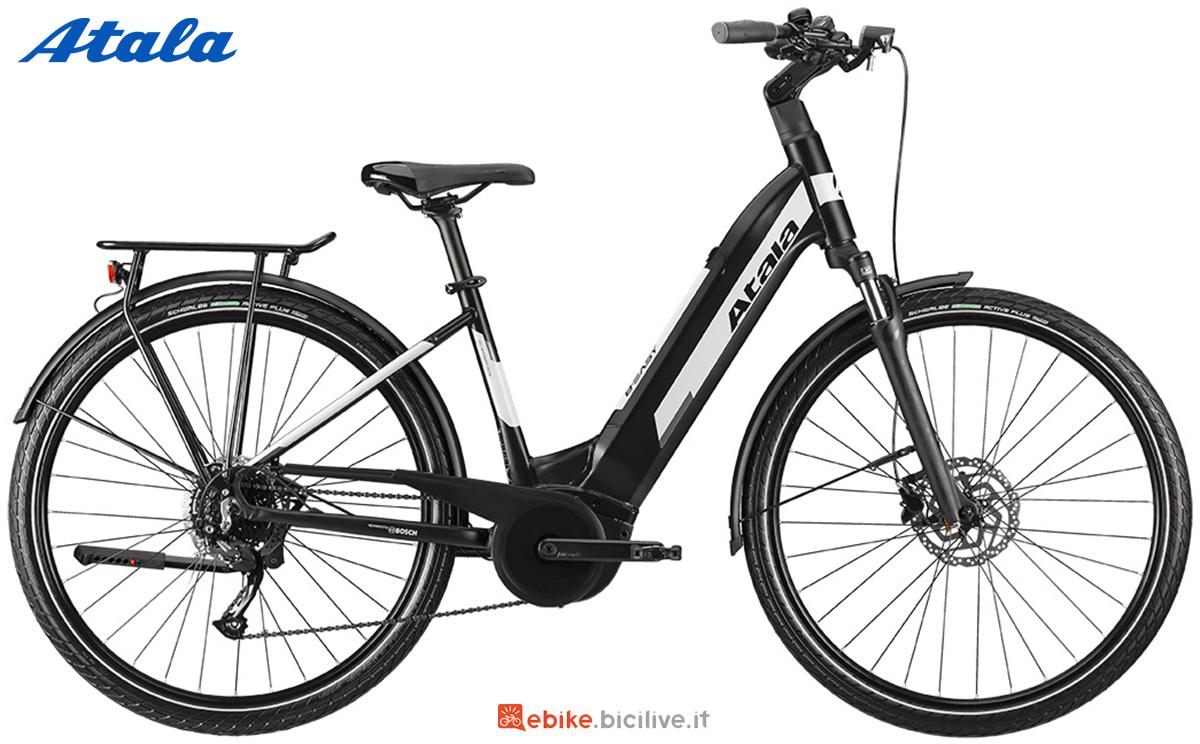 La nuova bici elettrica da trekking Atala B-Easy A7.1 2021