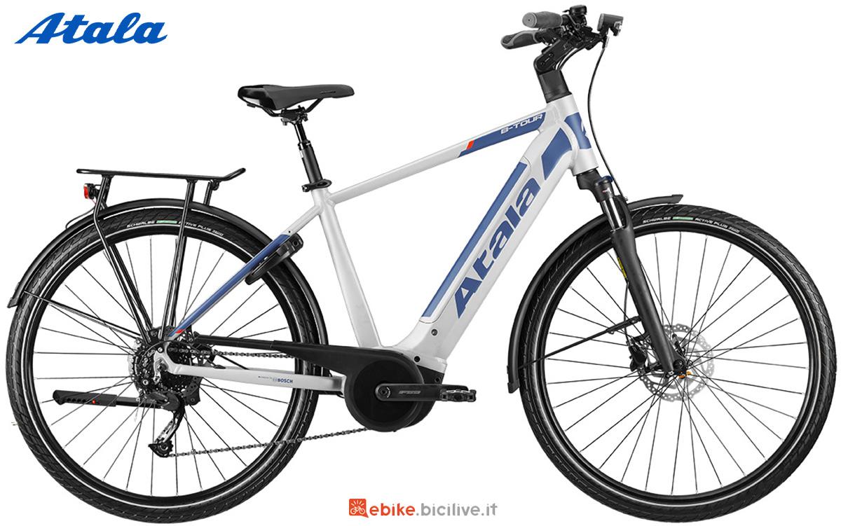 La nuova ebike da trekking Atala B-Tour A7.1 2021
