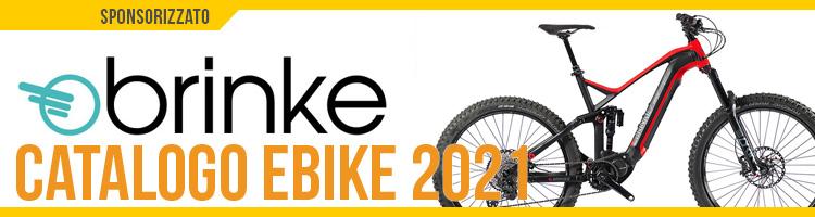 Catalogo bici elettriche 2021 Brinke