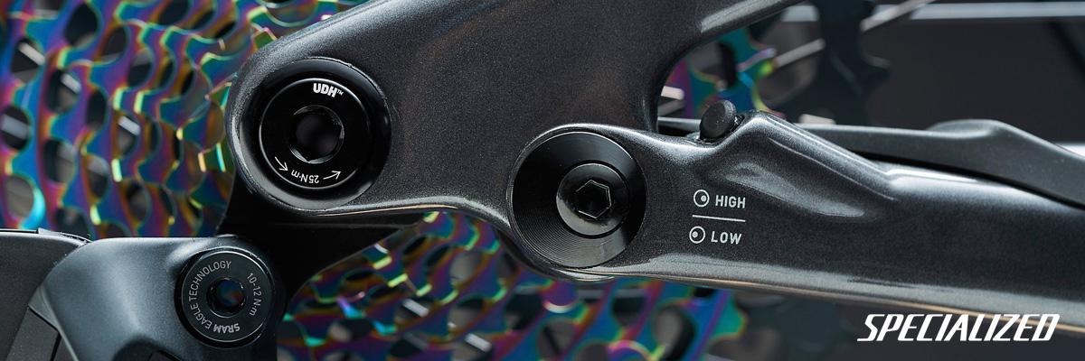 Dove modificare l'assetto e le geometrie della Specialized Turbo Levo 2022