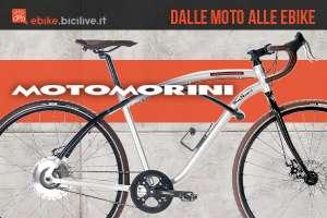Le nuove ebike di Moto Morini 2021