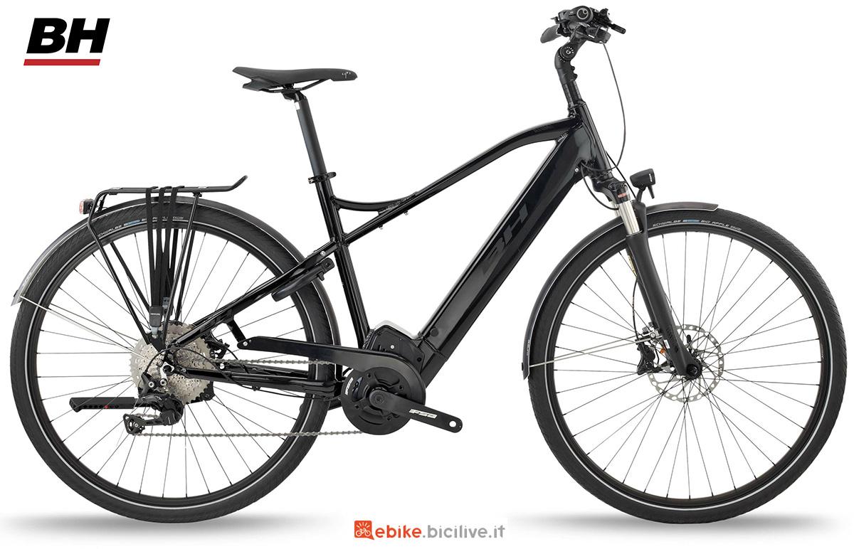La nuova ebike da trekking BH Atoms Cross Pro S 2021