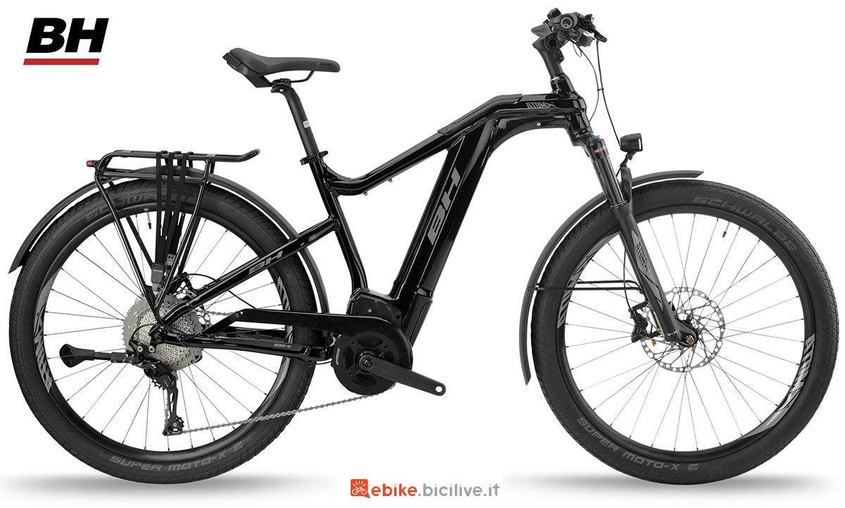 La nuova ebike da trekking BH Atomx Cross Pro 2021