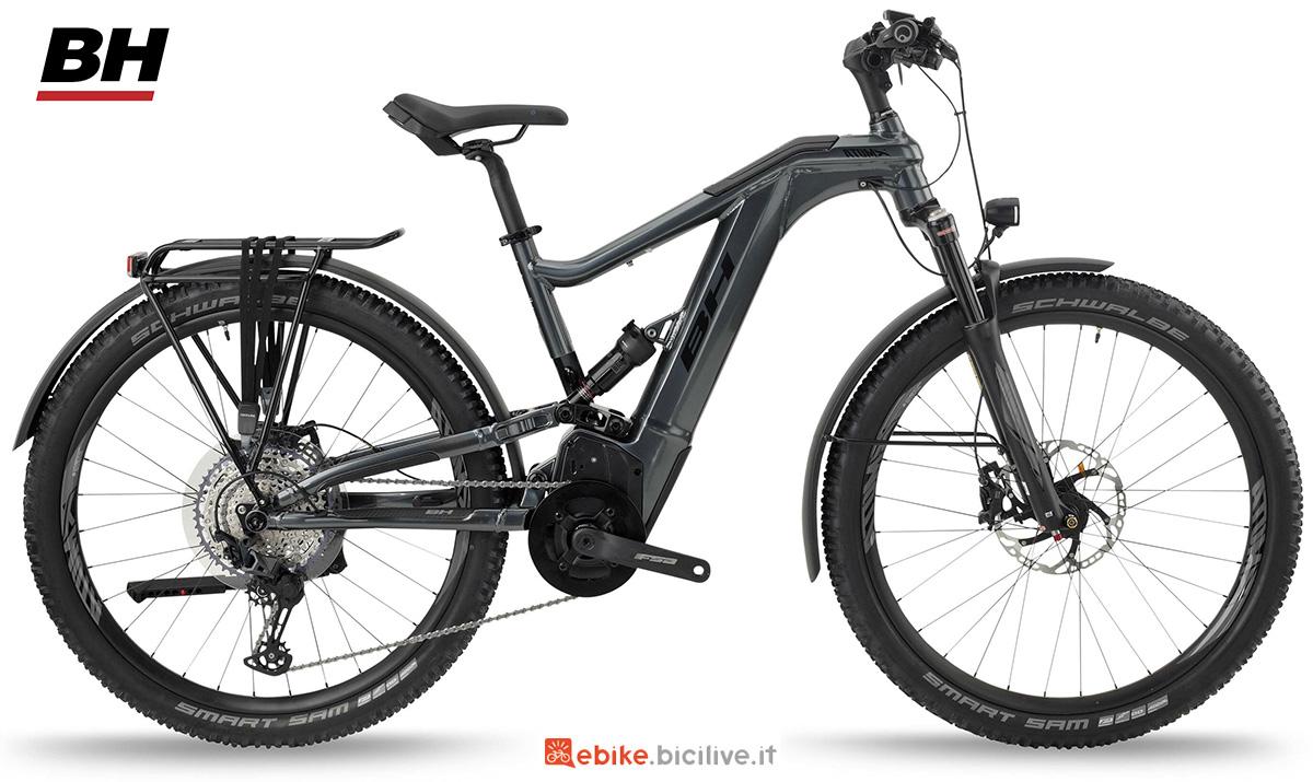 La nuova ebike da trekking BH Atomx Cross Pro S 2021