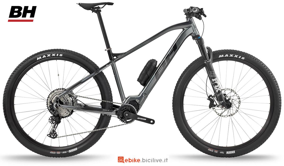 La nuova mountainbike elettrica full BH Core 29 Pro 2021