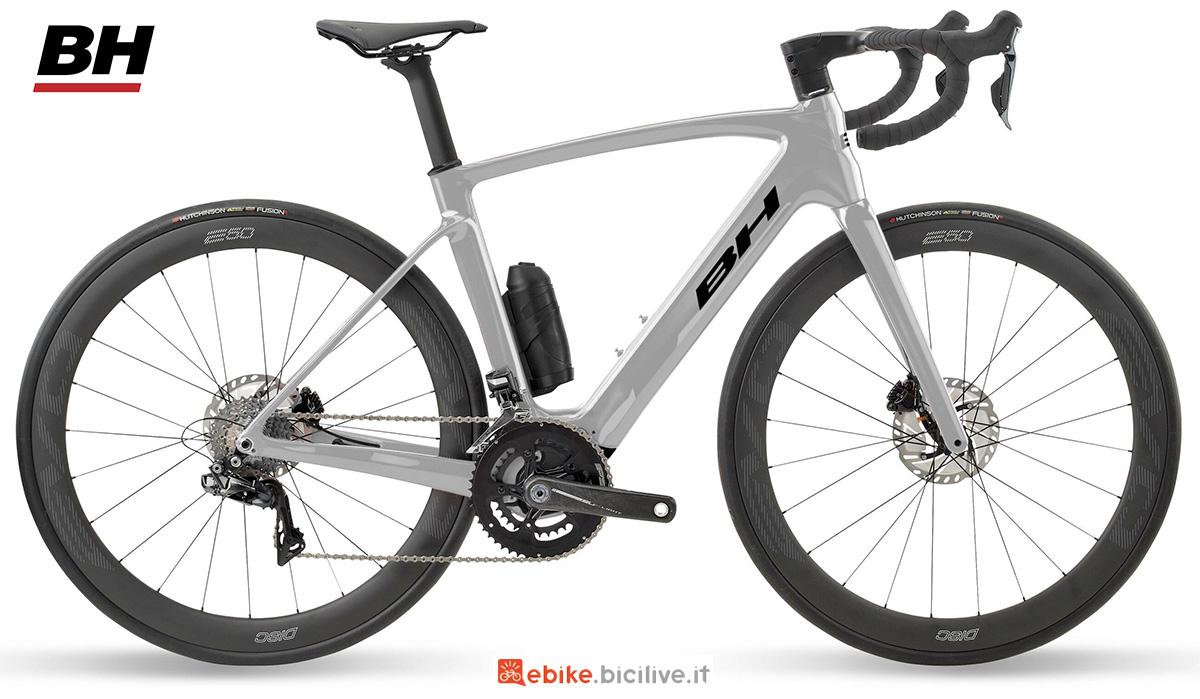 La nuova mountainbike elettrica full BH Core Race Carbon 1.9 Pro 2021