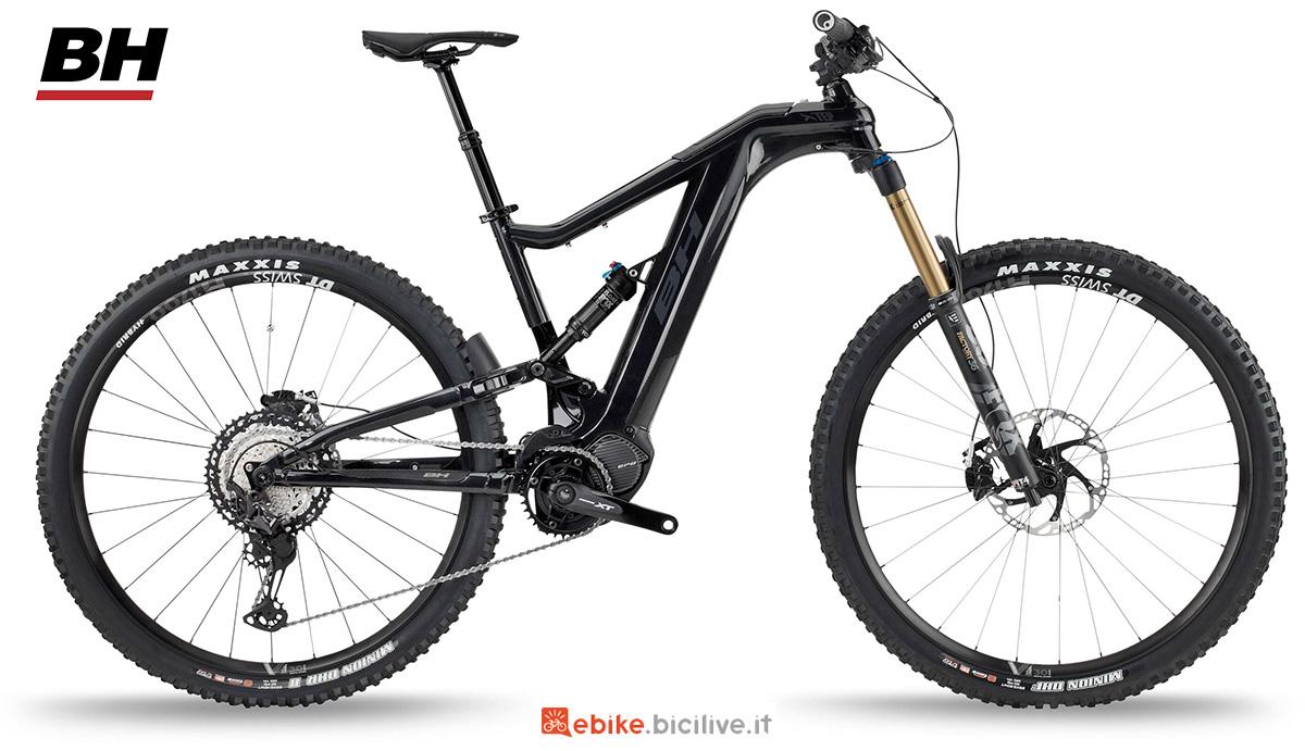 La nuova mountainbike elettrica full BH Step Lynx 5.5 Pro SE 2021