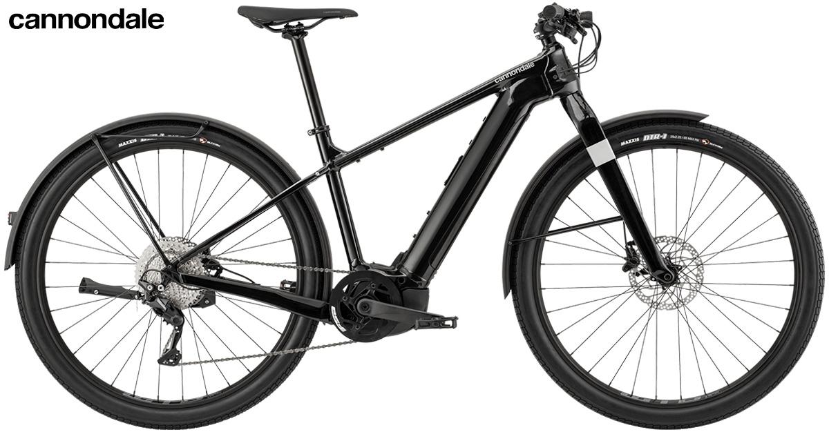 La nuova ebike da trekking Cannondale Canvas Neo 1 2021