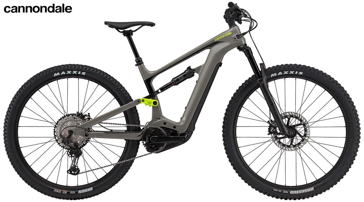 La nuova mountainbike elettrica biammortizzata Cannondale Habit Neo 2 2021