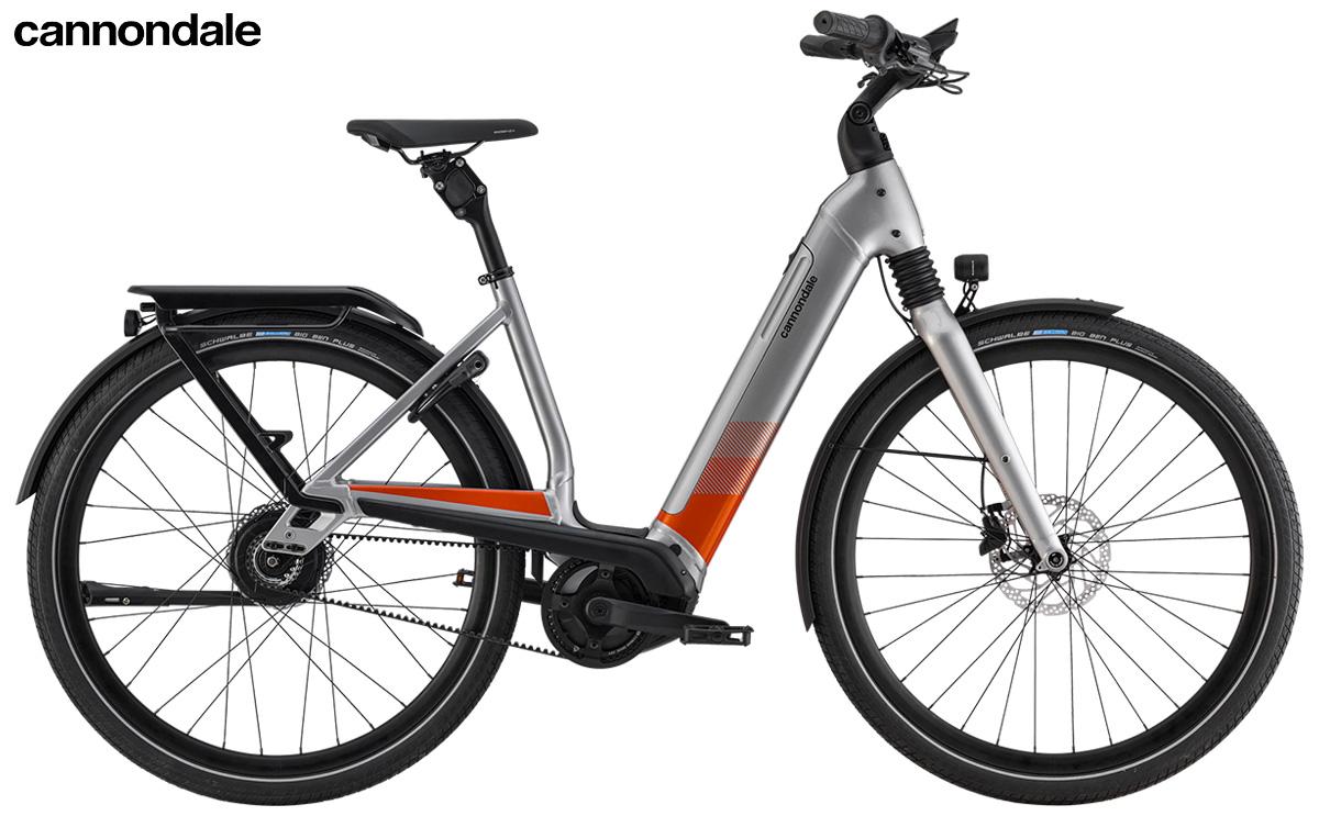 La nuova bici elettrica da trekking Cannondale Mavaro Neo 1 2021