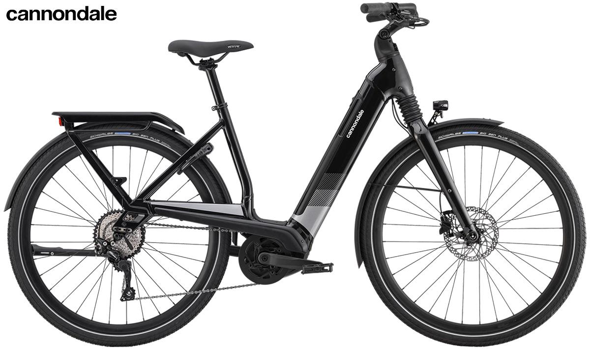 La nuova bici elettrica da trekking Cannondale Mavaro Neo 3 2021