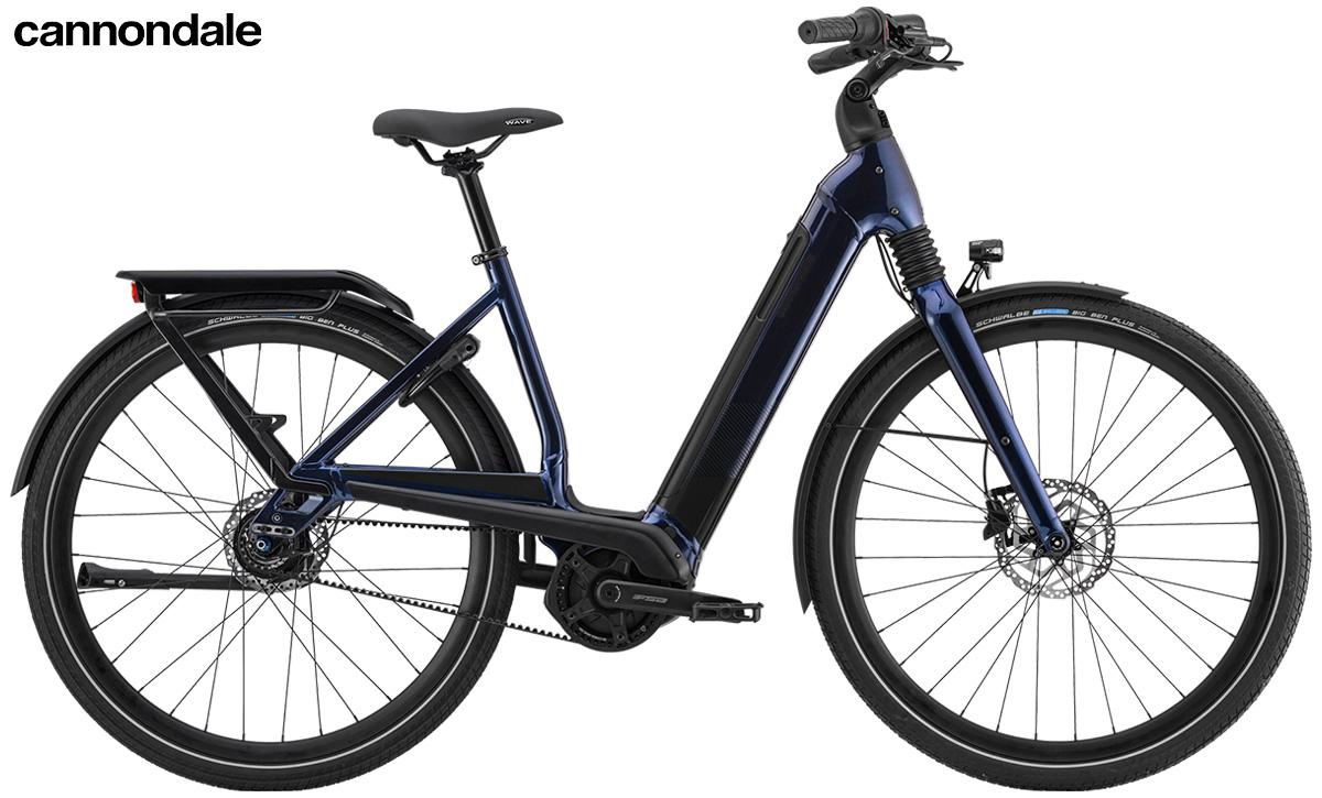 La nuova bici elettrica da trekking Cannondale Mavaro Neo 4 2021