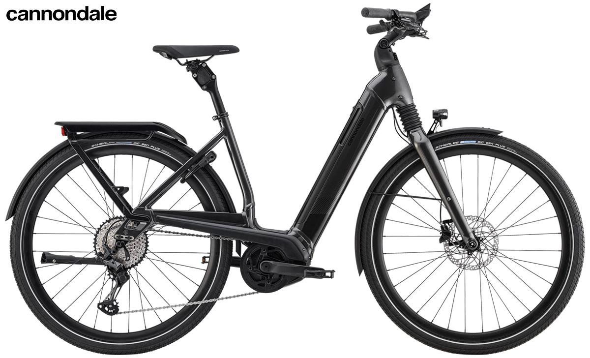 La nuova bici elettrica da trekking Cannondale Mavaro Neo 2 2021