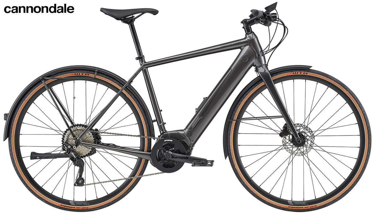 La nuova ebike urban Cannondale Quick Neo EQ 2021
