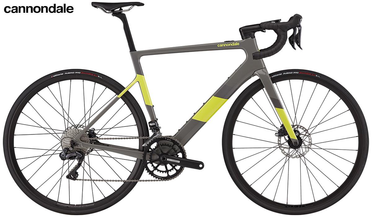 La nuova ebike da strada Cannondale Supersix Evo Neo 2 2021