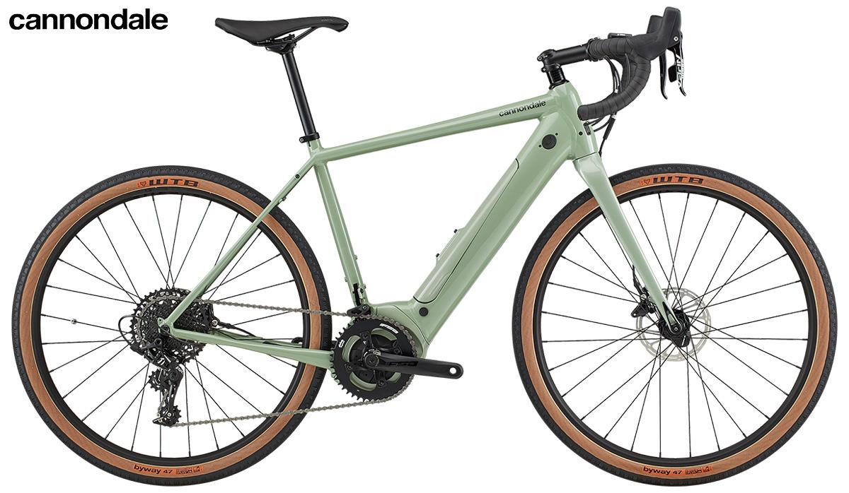 La nuova bici elettrica da strada Cannondale Synapse Neo SE 2021