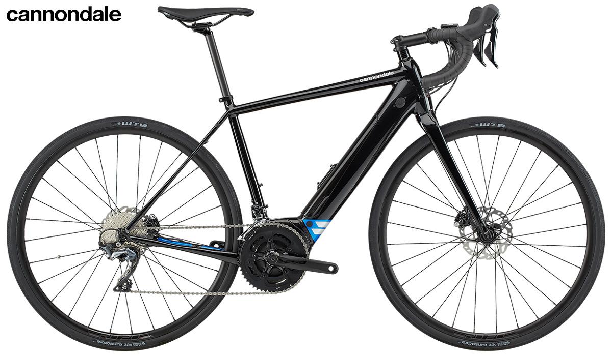 La nuova bici elettrica da strada Cannondale Synapse Neo 1 2021