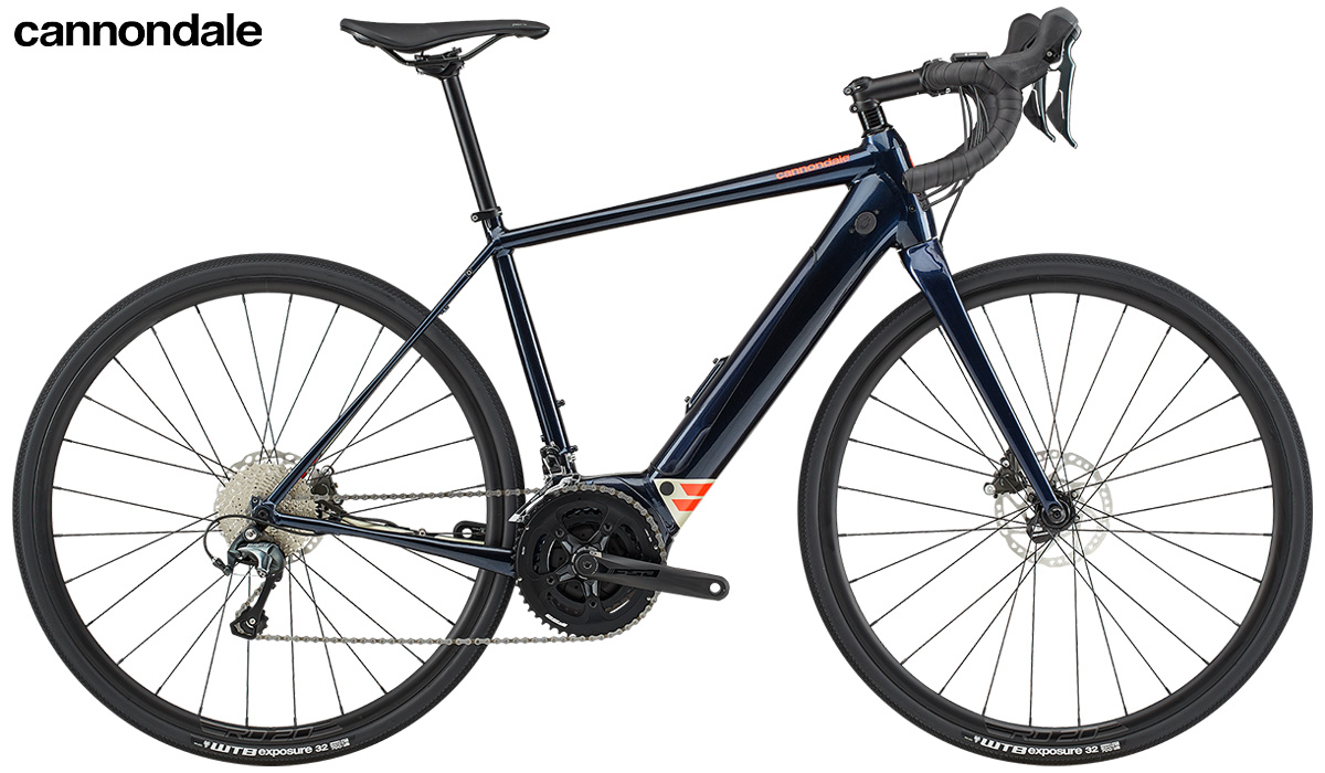La nuova bici elettrica da strada Cannondale Synapse Neo 2 2021