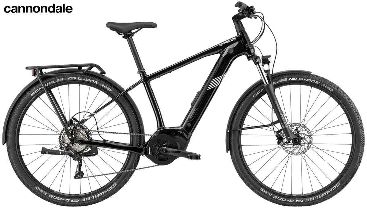 La nuova bici elettrica da trekking Cannondale Tesoro Neo X3 2021