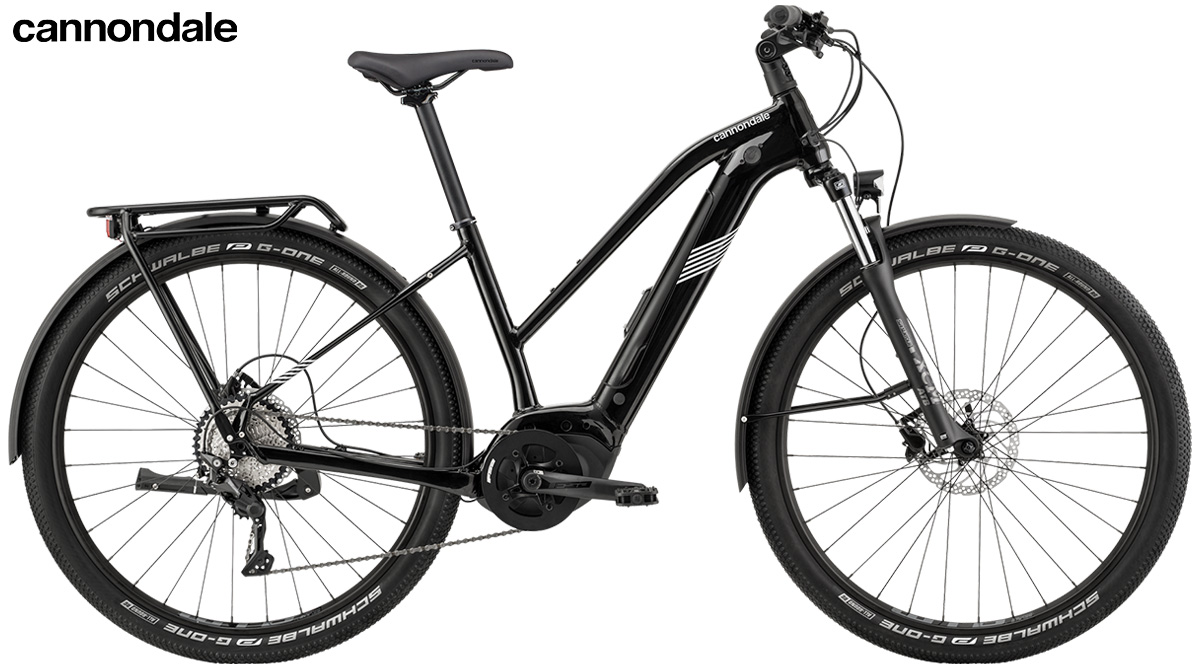 La nuova bici elettrica da trekking Cannondale Tesoro Neo X3 Remixte 2021