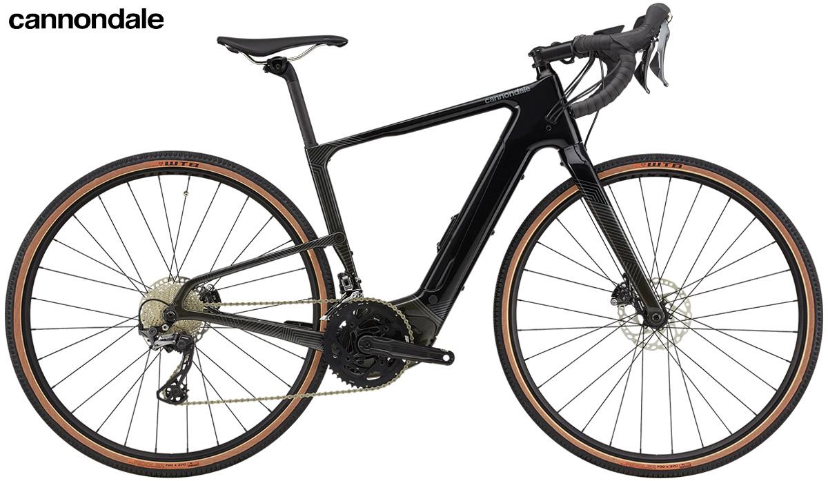 La nuova bici elettrica da gravel Cannondale Topstone Neo Carbon 2 2021