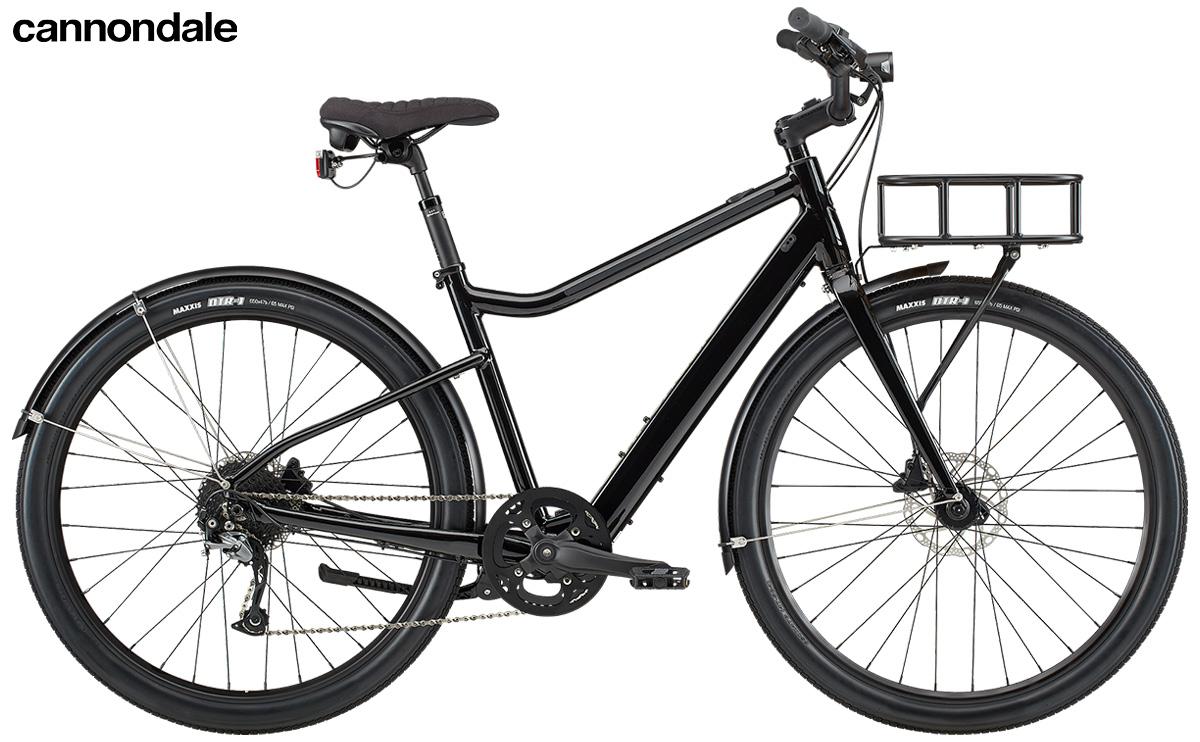 La nuova ebike urban Cannondale Treadwell Neo EQ 2021