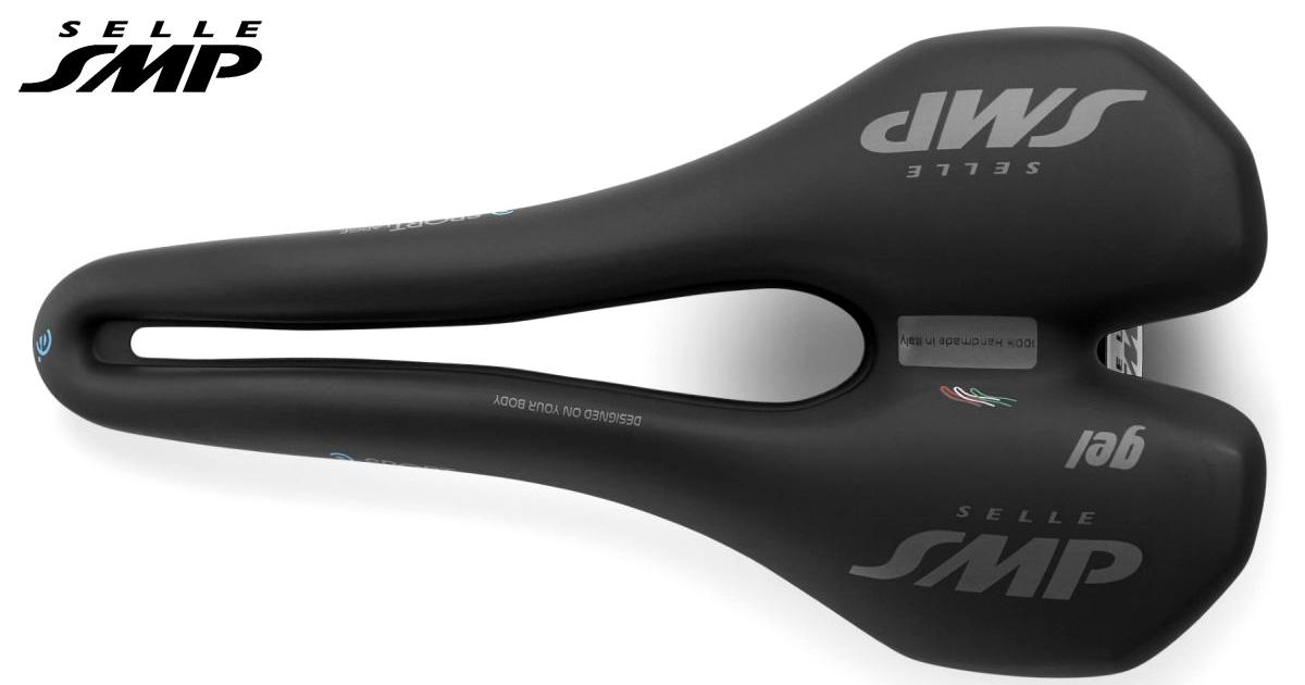 Sellino da bicicletta elettrica Selle SMP E-Bike Concept E-Sport Large