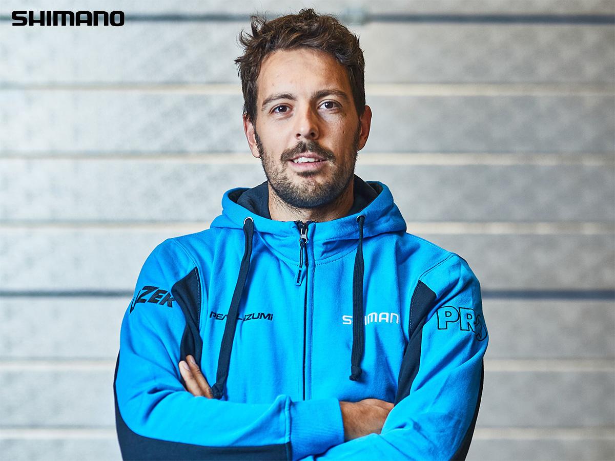 Filip Scholliers, product planner Shimano MTB